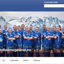 Kvinnefotballmagasinet